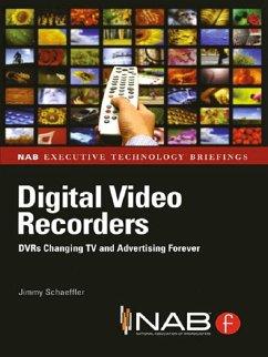 Digital Video Recorders (eBook, ePUB) - Schaeffler, Jimmy