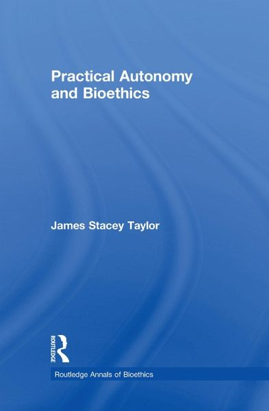 """A Response to James Stacey Taylor's """"Liberty or Autonomy?"""""""