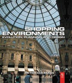 Shopping Environments (eBook, PDF) - Coleman, Peter