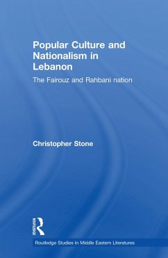 Popular Culture and Nationalism in Lebanon (eBook, ePUB)