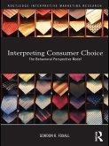 Interpreting Consumer Choice (eBook, ePUB)