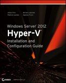 Windows Server 2012 Hyper-V Installation and Configuration Guide (eBook, PDF)