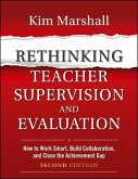 Rethinking Teacher Supervision and Evaluation (eBook, PDF)