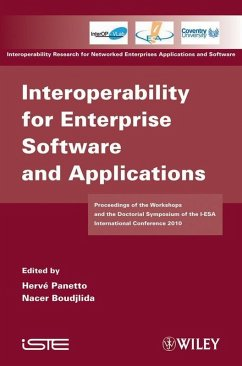 Interoperability for Enterprise Software and Applications (eBook, ePUB)