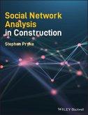 Social Network Analysis in Construction (eBook, ePUB)