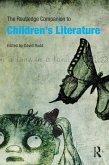 The Routledge Companion to Children's Literature (eBook, ePUB)