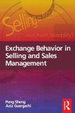 Exchange Behavior in Selling and Sales Management (eBook, ePUB)