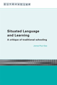 Situated Language and Learning (eBook, ePUB) - Gee, James Paul
