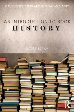 Introduction to Book History (eBook, ePUB)