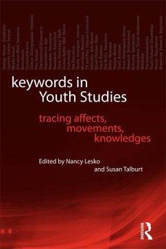 Keywords in Youth Studies (eBook, ePUB)