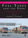 Fuel Taxes and the Poor (eBook, ePUB)