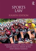 Sports Law (eBook, ePUB)