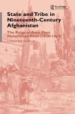 State and Tribe in Nineteenth-Century Afghanistan (eBook, PDF)