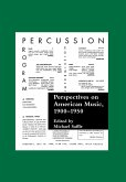 Perspectives on American Music, 1900-1950 (eBook, ePUB)