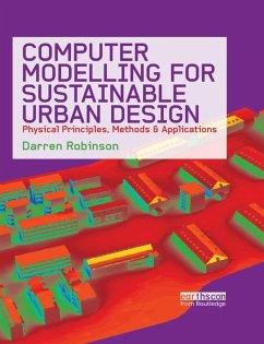 Computer Modelling for Sustainable Urban Design (eBook, ePUB)