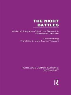 The Night Battles (RLE Witchcraft) (eBook, PDF) - Ginzburg, Carlo