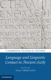 Language and Linguistic Contact in Ancient Sicily (eBook, PDF)