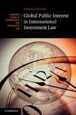 Global Public Interest in International Investment Law (eBook, PDF)
