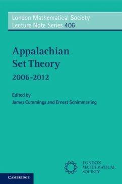 Appalachian Set Theory (eBook, PDF)