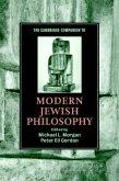 Cambridge Companion to Modern Jewish Philosophy (eBook, PDF)