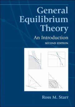 General Equilibrium Theory (eBook, PDF) - Starr, Ross M.