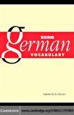 Using German Vocabulary (eBook, PDF)