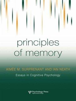 Principles of Memory