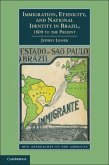 Immigration, Ethnicity, and National Identity in Brazil, 1808 to the Present (eBook, PDF)