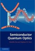Semiconductor Quantum Optics (eBook, PDF)