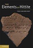 Elements of Hittite (eBook, PDF)