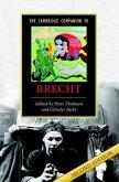 Cambridge Companion to Brecht (eBook, PDF)