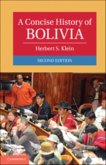 Concise History of Bolivia (eBook, PDF)