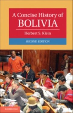 Concise History of Bolivia (eBook, PDF) - Klein, Herbert S.