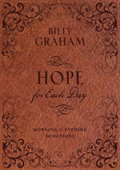 Hope for Each Day Morning and Evening Devotions (eBook, ePUB) - Graham, Billy