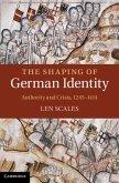 Shaping of German Identity (eBook, PDF)
