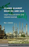 Claims against Iraqi Oil and Gas (eBook, PDF)