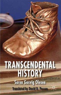 Transcendental History (eBook, PDF)