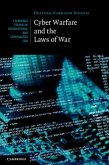 Cyber Warfare and the Laws of War (eBook, PDF)