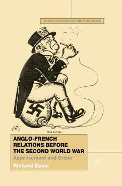 Anglo-French Relations Before the Second World War (eBook, PDF) - Davis, R.