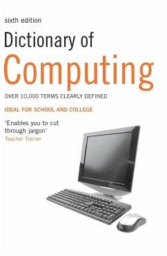 Dictionary of Computing (eBook, ePUB) - Collin, Simon