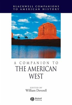 A Companion to the American West (eBook, PDF)