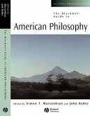 The Blackwell Guide to American Philosophy (eBook, PDF)