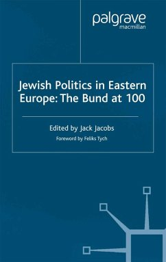 Jewish Politics in Eastern Europe (eBook, PDF) - Jacobs, J.