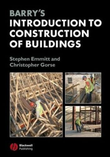 Barry's Introduction to Construction of Buildings (eBook