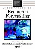 A Companion to Economic Forecasting (eBook, PDF)