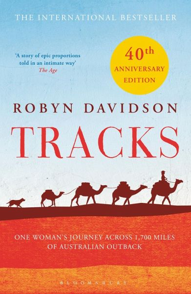 Robyn davidson dog