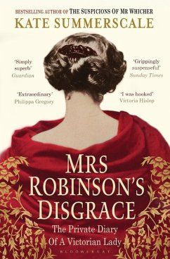 Mrs Robinson's Disgrace (eBook, ePUB) - Summerscale, Kate