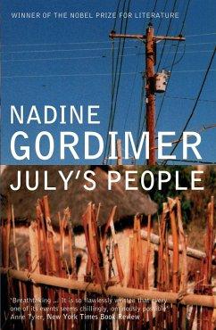 July's People (eBook, ePUB) - Gordimer, Nadine