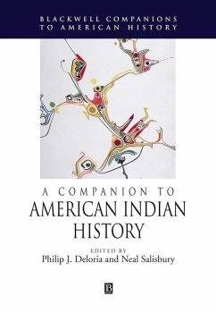 A Companion to American Indian History (eBook, PDF)