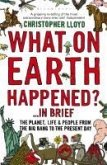 What on Earth Happened? ...in Brief (eBook, ePUB)